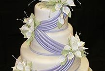 Cakes - Weddings & Bridal Showers / by Gloria Loveless Pepper