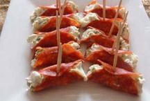 Appetizers & Dips / by Dawn Valentine
