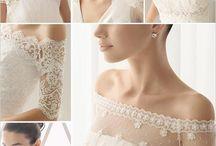 Wedding dresses / by Emily Blakeman