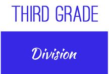 Third Grade: Division / This board contains resources for Texas TEKS: 3.4G 3.4I 3.4J 3.4K 3.5B