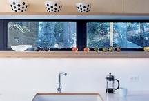 Okno w kuchni