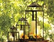 Lanterns / I just cannot pass up a beautiful lantern.... / by Barbara Moser