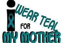 Ovarian Cancer Awareness / by Lynda Isaacs
