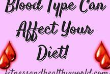 diet gol darah