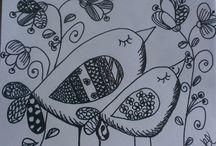 my doodels
