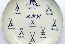 Porcelana sygnatury