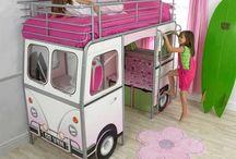 diseño interiores niños