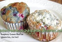 Gluten Free Recipes by Hycymum / One of my favorite characters, Hycymum Peto, has been helping me convert my best recipes into GF, as well as some dairy free, fat free, and even veggie sneak. Here's where I'll post the updates.