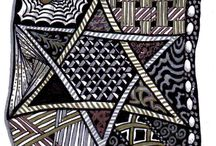 My Tangleworld / Here I place my experiments with tangling (ZIAs and Zentangles). To find out what Zentangle is go to www.zentangle.com
