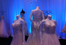 Unveiled 2012 / Wedding Fashion in Mestads Booth and Runway from the November Unveiled Wedding Event!!