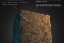 Game Dev - texture examples / examples of texture creation and or other stuff ;p / by Brian Hall