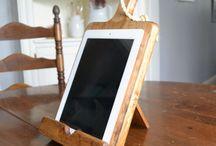 iPad & Wood