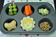 Muffin tin meals  / by Katie Mcloughlin