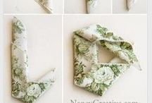 napkins ideas