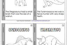 νηπιαγωγειο δεινοσαυροι