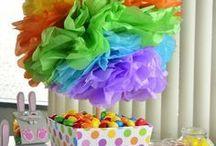 Ideas Cumpleaños