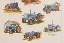 Vintage Farming Images