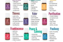 E. Oils for life / Essential Oils and ways to use them