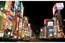 Najpiękniejsze LEDowe ulice! / Miejsca pełne zachwycających reklam LED-owych