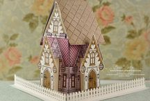 Doll : Doll House & Mini House / by A Kris Vogel