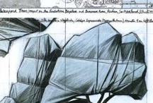 Cristo drawings