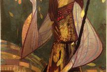 Dragon Age Illustrations
