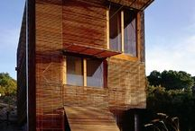 Tiny Houses / Small houses, Accessory Dwelling Unit, Compact Habitable Space