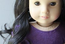 American Girl Doll Jess