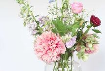 Bloemen-bloempotten&decoratie