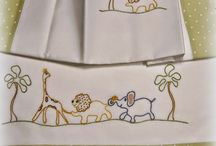 Baby sheets etc