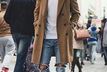 Uomo elegante