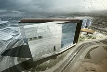 Milad Complex/ Competition by invitation