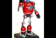 Robots / by Tony Campton