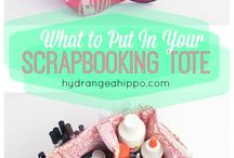 Scrapbooking crops