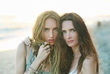 sisters / by Nathalie Lewis