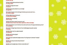 Christmas quizes