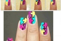 Nails / Amazing nails that I would never be able to do / by Rylee Ruplinger
