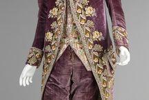 historické šaty páni
