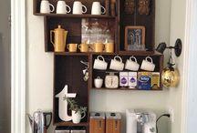 Stazioni di caffè