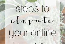 GIRLBOSS | Online Magic / All things online that a Girlboss needs. Blogging, branding, selling, marketing, photography etc