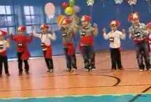 Tańce przedszkolne