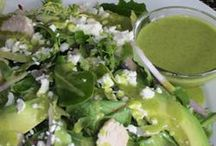 salads and dressings / by krista