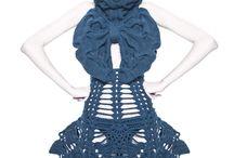 Crochetwear design / by Vers Cythère pour La Maille au doigt