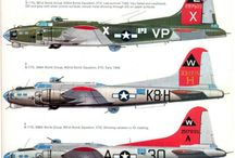 USA WW2 Aircraft