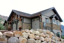 Northern Wasatch Parade of Homes / We had the opportunity to furnish this beautiful home built by RW Custom Homes.
