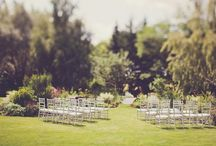 (Ceremonies) / Ideas for your ceremony seating, decor an altar / by DIY Wedding Planning
