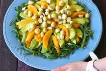 LCHF Salads