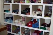 Yarn Storage / yarn storage
