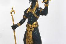 Thoth Egyptian God Tattoo Idea