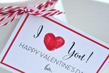 * Valentine's Day *